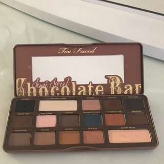 Too Faced Semi Sweet Chocolate Palette