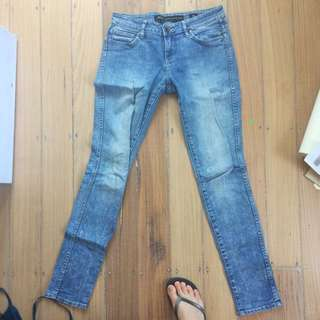 JUST JEANS Skinny Jeans Size 10