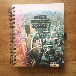 TYPO Travel Diary