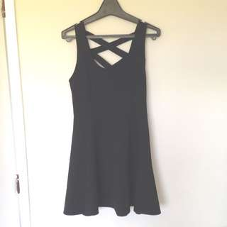 Dotti Black Dress XS
