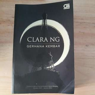 Novel Gerhana Kembar