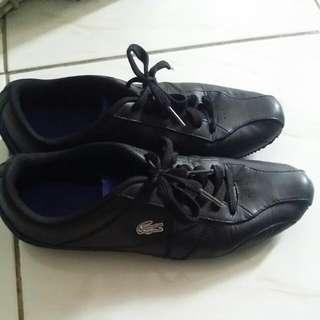 Authentic Lacoste Shoes Size 8 US