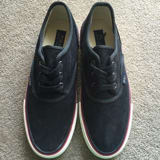 Authentic Polo Ralph Shoes Canvas