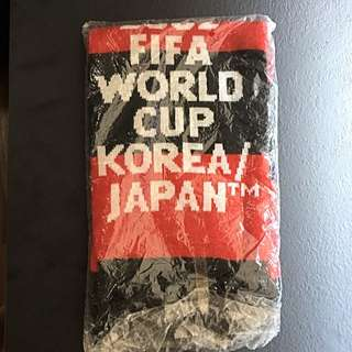 Brand New 2002 - FIFA WORLDCUP JAPAN KOREA