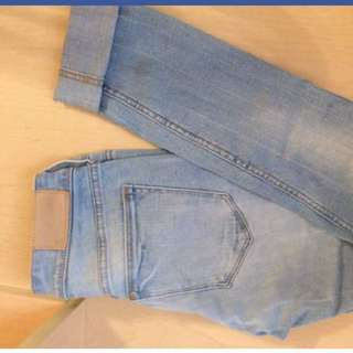 H&M jeans size 27