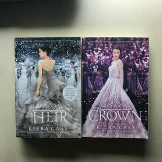 [Pair books] The Heir and The Crown (International Edition)