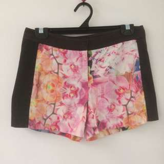 Womens Piper Floral Pants