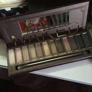 Authentic Naked Palette