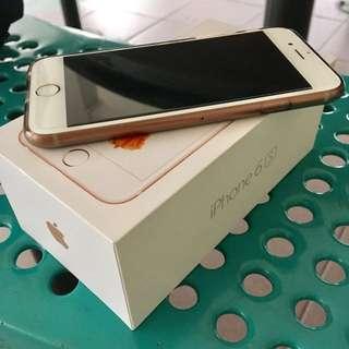 IPhone 6s (64gb) Rose Gold