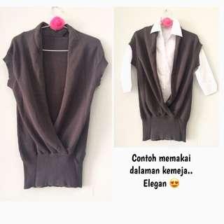 Wool Vest (All Time Fav 😍)