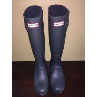 Women's Hunter Boots - Size 9