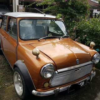 Mini Classic 1.0 Manual