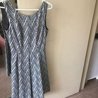 Review Party Dress (size 8)