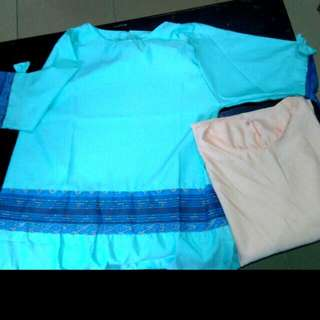 Tunik Croppy Top