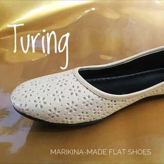 Made-to-Order Marikina-made Flat Shoes