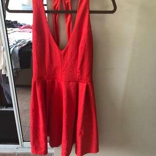ASOS Party Dress Size 6