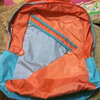 Exsport Orange Blue Backpack 🎒