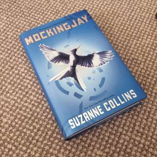 Unused copy of Mockingjay in perfect condition