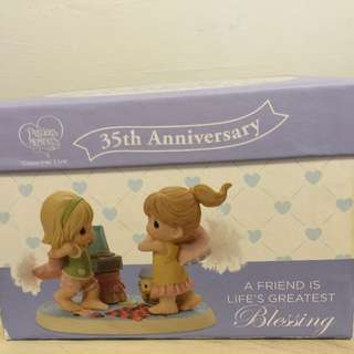 Precious Moments 35th Anniversary Collector's Item