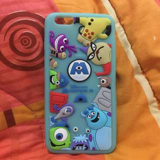 MONSTER UNIVERSITY BUMPER CASE 6+