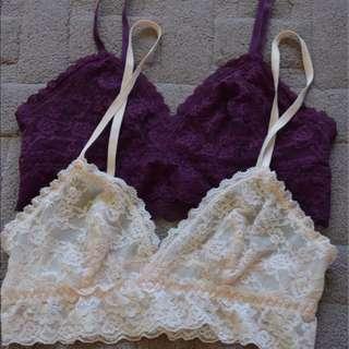 Lace Bralettes
