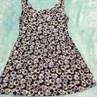 Sexyback Floral Mini Dress