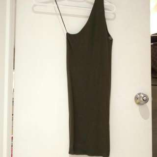 Zara Bodycon Dress Knit