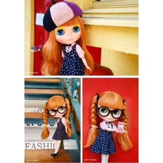 Looking For Neo Blythe Les Jeunette Doll