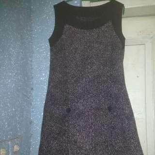 Dress Imut Size S Fit M