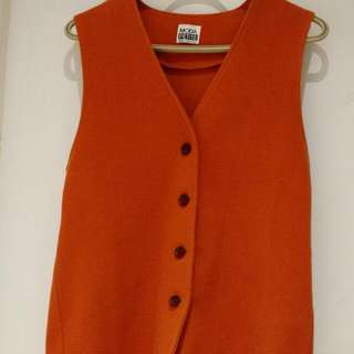 Moda Orange Vest
