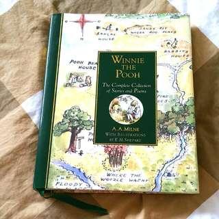 Brand New Winnie The Pooh Book