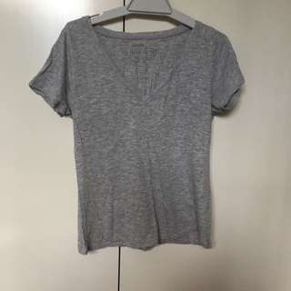 Grey Cotton On T Shirt