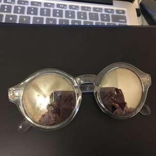 F21 Circle Sunglasses