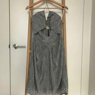 Zimmermann Silk Dress SZ 2 Fits 10