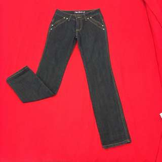 💝Preloved💝 Straight-cut Jeans