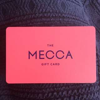 MECCA GIFTCARD