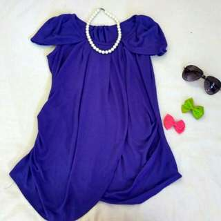 Pakaian wanita (Biru)