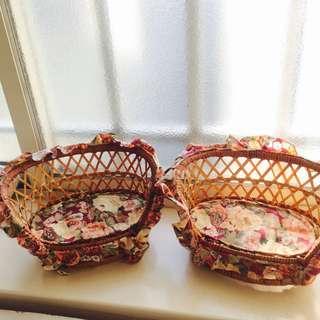 義賣-幫助毛孩子- 居家佈置小藤椅-鄉村風