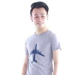 [SALE] - Planes (Grey)