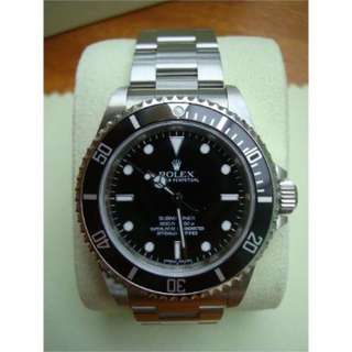 <RESERVED> Rolex Submariner 14060m - AN Series