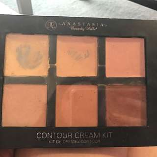 Anastasia Bev Hills Contour Kit Light