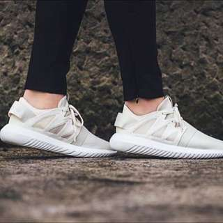 Adidas Originals Tubular Viral Cream Women Shoe