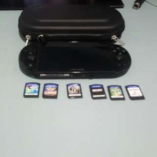 Play Station Vita