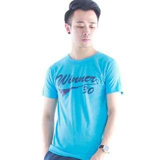 [SALE] Winners T Shirt - Blue