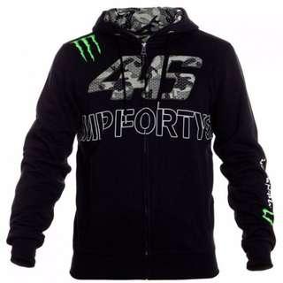 Rossi 46 Black Hoodie / Jacket #Contiki2018