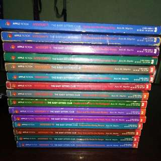 The Baby-Sitters Club Collection