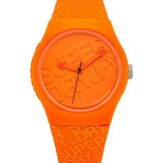 Superdry urban色塊手錶