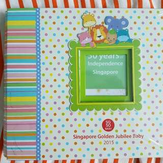 Baby Scrapbook Kit Photo Album