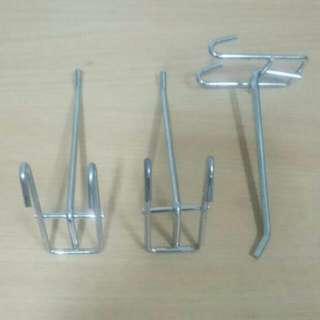 #Flashsale11   .CLEARANCE - METAL HOOKS FOR DISPLAY