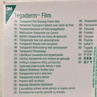 3m Tegaderm Film 10cm X 12 Cm 32 Pieces